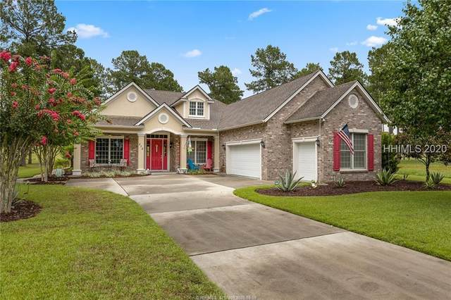 578 Laurel Oak Avenue, Hardeeville, SC 29927 (MLS #408097) :: Hilton Head Dot Real Estate