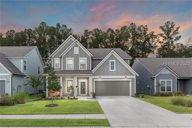 141 Rudder Run, Bluffton, SC 29910 (MLS #408103) :: Hilton Head Dot Real Estate