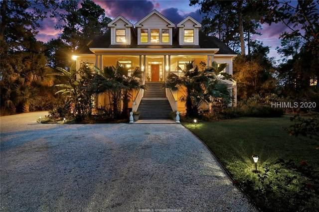 12 Blue Heron Point, Hilton Head Island, SC 29926 (MLS #408107) :: Southern Lifestyle Properties