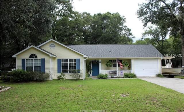 8 Le Moyne Drive, Beaufort, SC 29907 (MLS #408108) :: Southern Lifestyle Properties