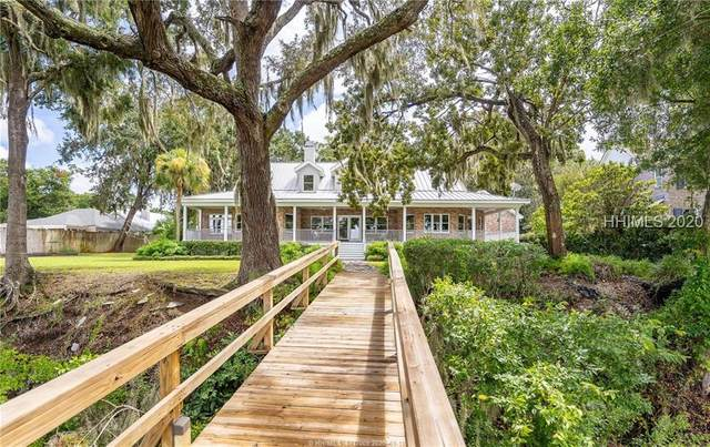 29 Sunset Boulevard, Beaufort, SC 29907 (MLS #408111) :: The Bradford Group