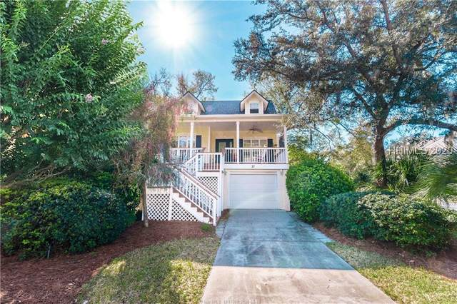 37 Yacht Cove Drive Drive, Hilton Head Island, SC 29928 (MLS #408115) :: Coastal Realty Group