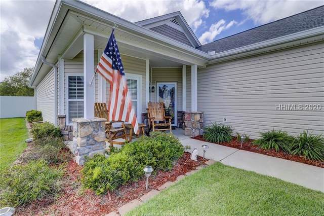 617 Hearthstone Drive, Ridgeland, SC 29936 (MLS #408116) :: Southern Lifestyle Properties