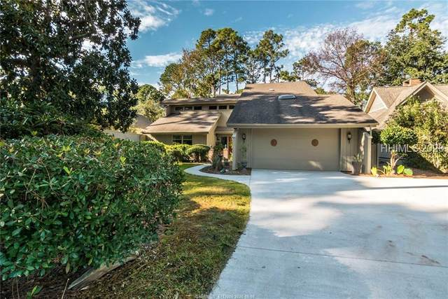 10 Winding Trail Lane, Hilton Head Island, SC 29926 (MLS #408120) :: Schembra Real Estate Group