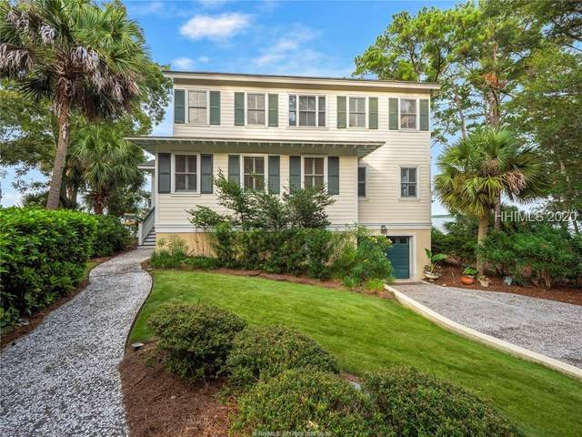 20 Lighthouse Ct, Daufuskie Island, SC 29915 (MLS #408128) :: Collins Group Realty