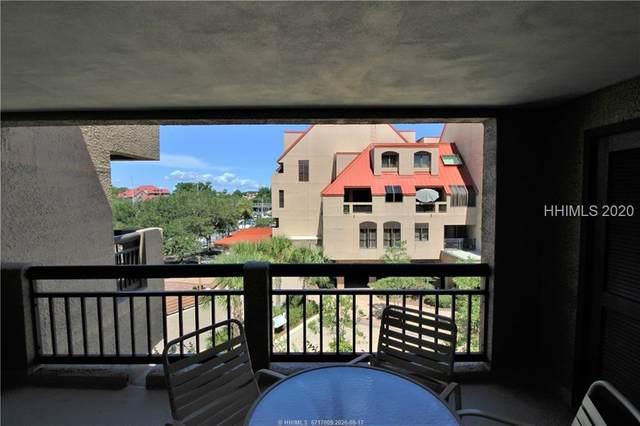 9 Harbourside Lane 7319A, Hilton Head Island, SC 29928 (MLS #408140) :: Hilton Head Dot Real Estate