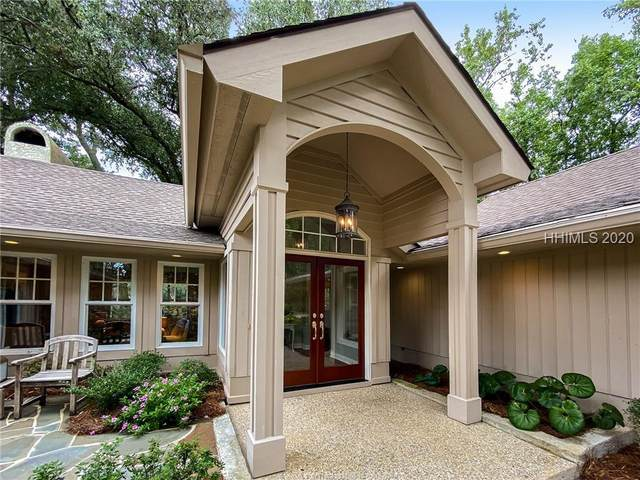 43 Scarborough Head Road, Hilton Head Island, SC 29928 (MLS #408141) :: Southern Lifestyle Properties