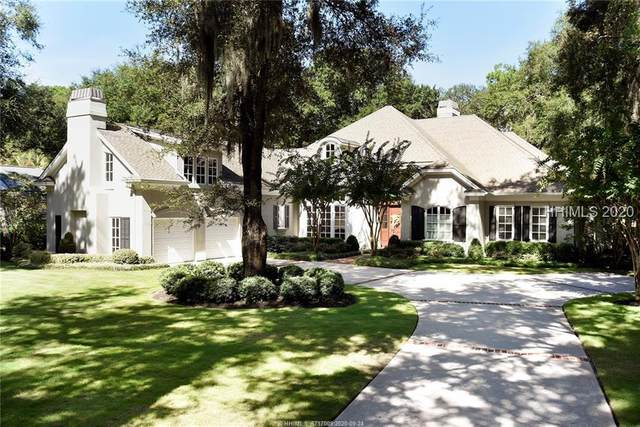64 Wedgefield Drive, Hilton Head Island, SC 29926 (MLS #408142) :: Hilton Head Dot Real Estate