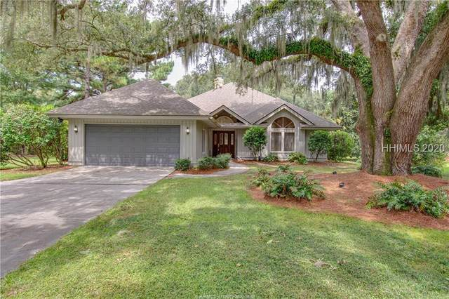 243 Moss Creek Drive, Hilton Head Island, SC 29926 (MLS #408144) :: Hilton Head Dot Real Estate