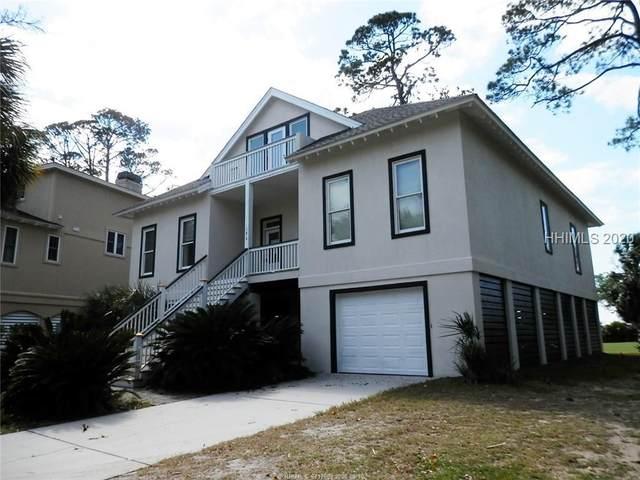 186 Davis Love Drive, Fripp Island, SC 29920 (MLS #408156) :: RE/MAX Island Realty
