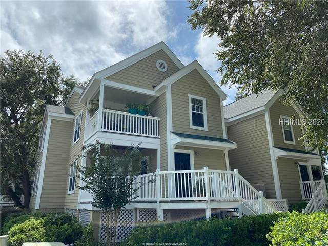 24 Old South Court 24A, Bluffton, SC 29910 (MLS #408167) :: Coastal Realty Group