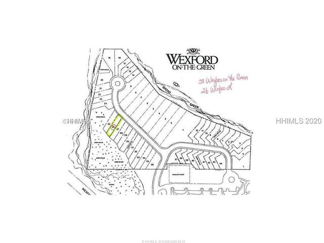 51 Wexford On The Grn, Hilton Head Island, SC 29928 (MLS #408178) :: Hilton Head Dot Real Estate