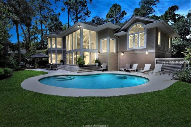 57 N Sea Pines Drive, Hilton Head Island, SC 29928 (MLS #408197) :: Hilton Head Dot Real Estate