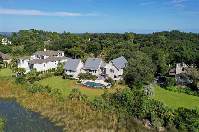 10 Everglade Place, Hilton Head Island, SC 29928 (MLS #408221) :: The Coastal Living Team