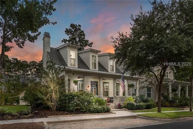 7 Shell Rake Street, Bluffton, SC 29910 (MLS #408229) :: Southern Lifestyle Properties