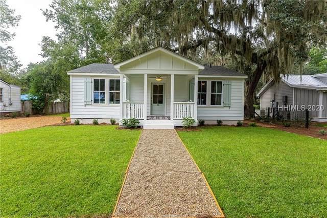 912 Emmons Street, Beaufort, SC 29902 (MLS #408230) :: Hilton Head Dot Real Estate