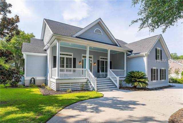 12 Piccadilly Circle, Beaufort, SC 29907 (MLS #408238) :: The Coastal Living Team