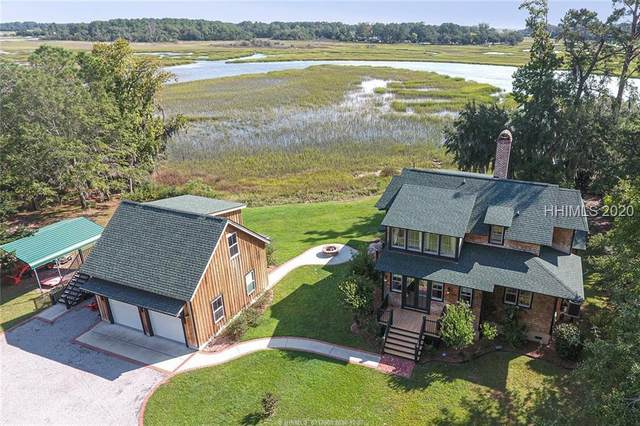 7 Sunmist Drive, Seabrook, SC 29940 (MLS #408242) :: Collins Group Realty