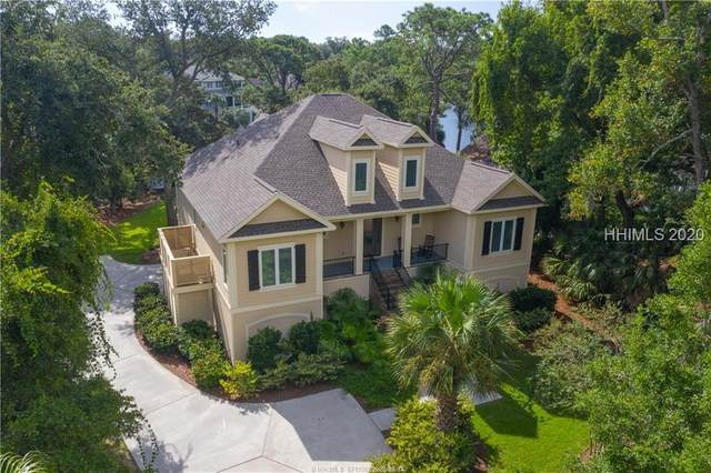 13 Starboard Tack, Hilton Head Island, SC 29928 (MLS #408244) :: Hilton Head Dot Real Estate