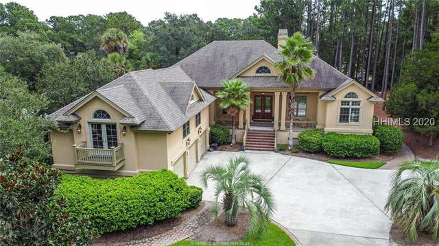 40 Seabrook Landing Drive, Hilton Head Island, SC 29926 (MLS #408263) :: The Coastal Living Team