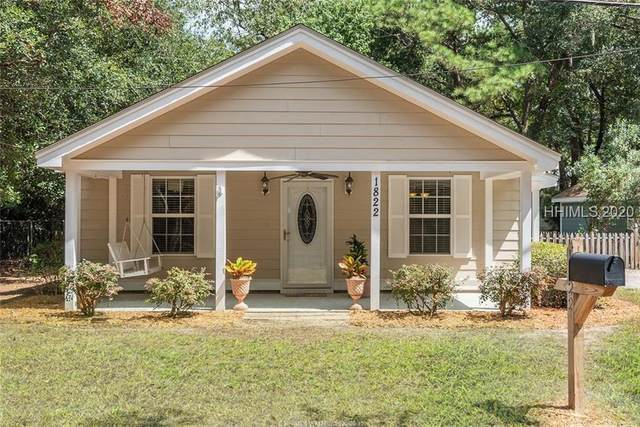 1822 Drayton Drive, Port Royal, SC 29935 (MLS #408264) :: Hilton Head Dot Real Estate