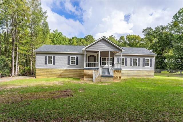 198 Gannet Point Road, Beaufort, SC 29907 (MLS #408274) :: Collins Group Realty