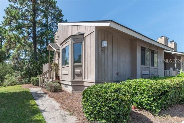 5 Gumtree Road J-1, Hilton Head Island, SC 29926 (MLS #408298) :: Judy Flanagan