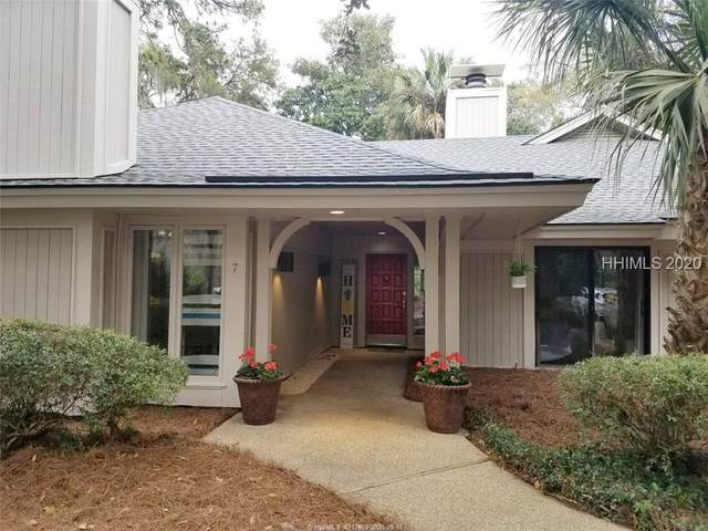 7 Oyster Catcher Road, Hilton Head Island, SC 29928 (MLS #408312) :: Southern Lifestyle Properties
