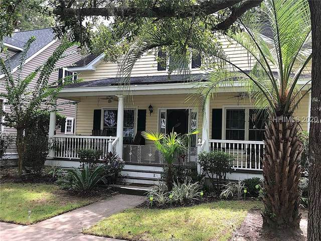 8 Regent Avenue, Bluffton, SC 29910 (MLS #408314) :: Collins Group Realty
