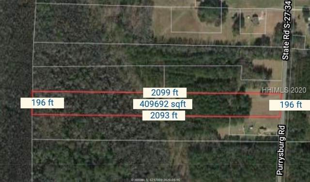 0000 Purrysburg, Hardeeville, SC 29927 (MLS #408325) :: Hilton Head Dot Real Estate