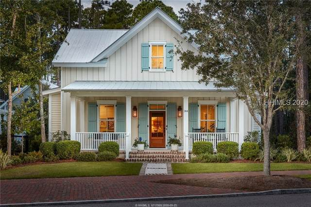 244 Waterfowl Road, Bluffton, SC 29910 (MLS #408344) :: Collins Group Realty