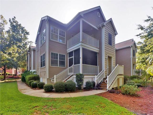 31 Summerfield Court #123, Hilton Head Island, SC 29926 (MLS #408375) :: Judy Flanagan