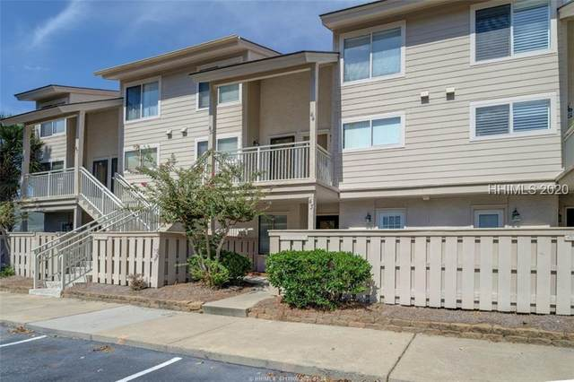 15 Deallyon Avenue #44, Hilton Head Island, SC 29928 (MLS #408385) :: The Alliance Group Realty