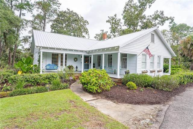 1269 Sea Island Parkway, Saint Helena Island, SC 29920 (MLS #408409) :: Schembra Real Estate Group