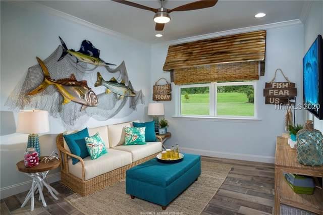 983 Tiki Terrace, Hardeeville, SC 29927 (MLS #408427) :: Hilton Head Dot Real Estate
