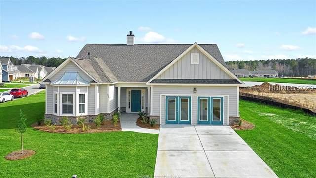 3 Benton Circle, Bluffton, SC 29910 (MLS #408446) :: Collins Group Realty