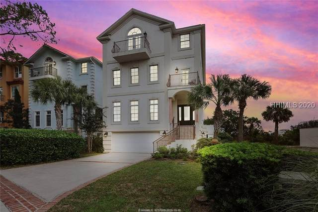 14 Singleton Shores Manor, Hilton Head Island, SC 29928 (MLS #408460) :: Collins Group Realty