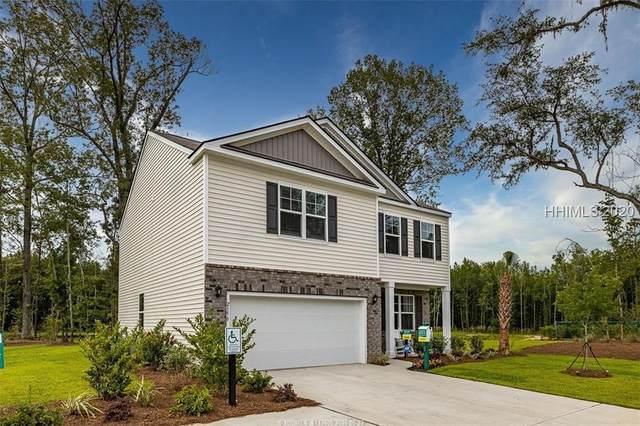 607 Hulston Landing Road, Bluffton, SC 29909 (MLS #408481) :: Southern Lifestyle Properties