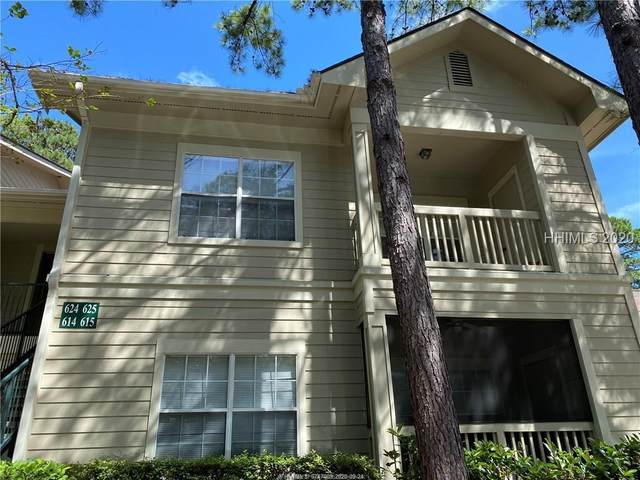 112 Union Cemetery Road #624, Hilton Head Island, SC 29926 (MLS #408511) :: Schembra Real Estate Group