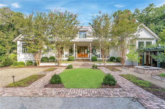 530 Distant Island Drive, Beaufort, SC 29906 (MLS #408530) :: Hilton Head Dot Real Estate