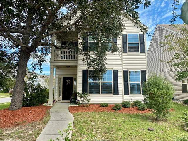 2140 Blakers Boulevard, Bluffton, SC 29909 (MLS #408536) :: Schembra Real Estate Group