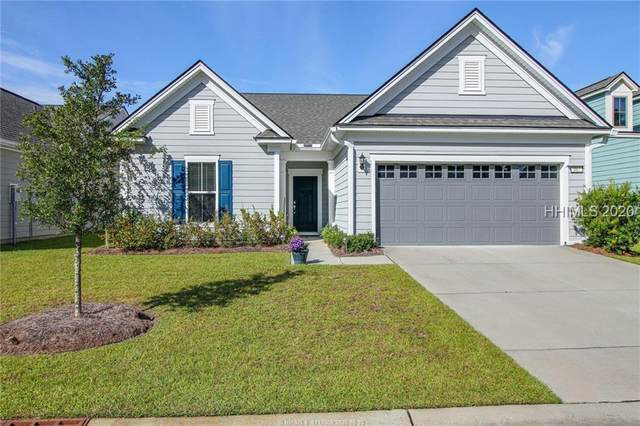 487 Village Green Lane, Bluffton, SC 29909 (MLS #408545) :: Schembra Real Estate Group