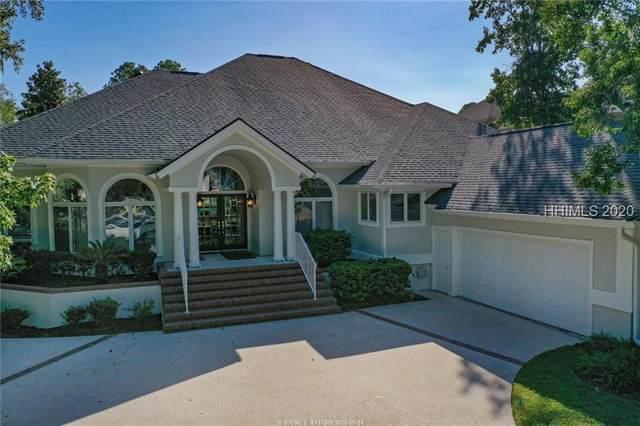 6 Cambridge Circle, Hilton Head Island, SC 29928 (MLS #408556) :: Southern Lifestyle Properties