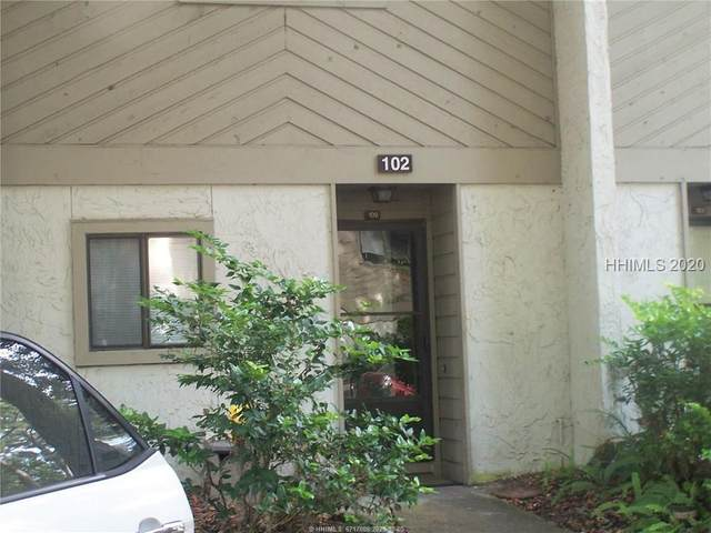 96 Mathews Drive #102, Hilton Head Island, SC 29926 (MLS #408574) :: RE/MAX Island Realty