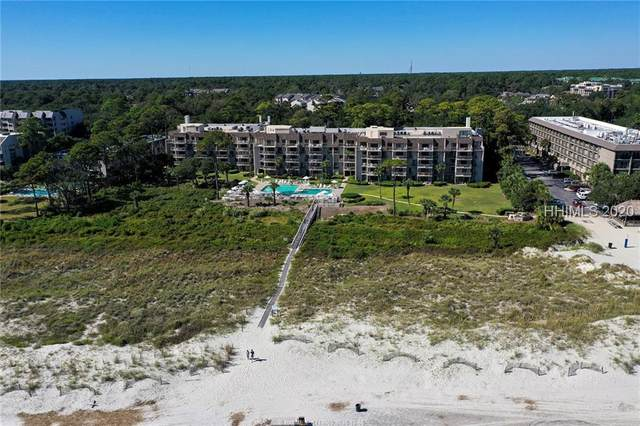 11 S Forest Beach Drive #313, Hilton Head Island, SC 29928 (MLS #408588) :: Collins Group Realty