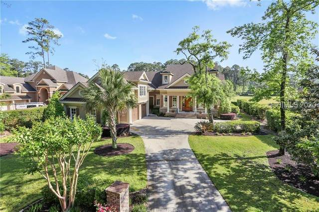 52 Lancaster Boulevard, Bluffton, SC 29909 (MLS #408594) :: Hilton Head Dot Real Estate