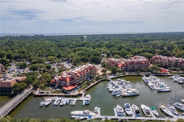 17 Harbourside Lane #7112, Hilton Head Island, SC 29928 (MLS #408597) :: The Sheri Nixon Team