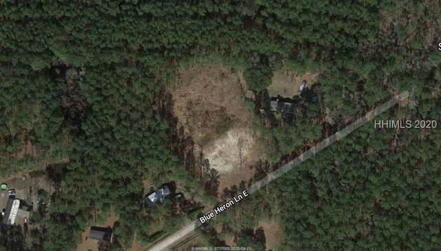 533 Blue Heron Ln E E, Hardeeville, SC 29927 (MLS #408601) :: Hilton Head Dot Real Estate