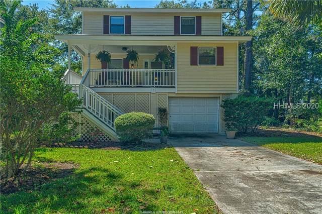 86 Black Watch Drive #86, Hilton Head Island, SC 29926 (MLS #408651) :: Collins Group Realty