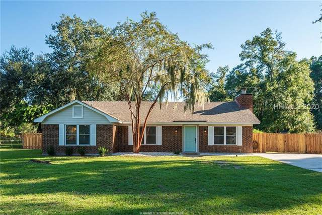 6044 Vaux Road, Beaufort, SC 29906 (MLS #408672) :: Collins Group Realty
